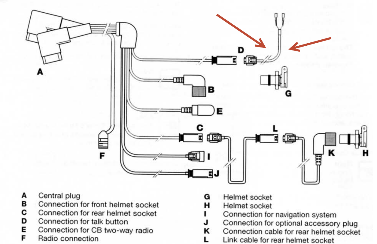Question  Voice Ii Comm System - Cb Radio Connector
